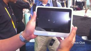 hands on cisco cius close up hd