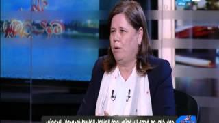 على هوى مصر   ماذا قالت زوجة المناضل الفلسطيني مروان البرغوثي عن الإعلام والشعب المصري