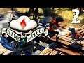 Stumpt Plays - The Flame in the Flood - #2 - Pack the Raft!
