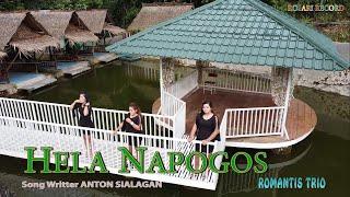 Romantis Trio - Hela Napogos (Official Music Video Lagu Batak Terbaru 2021)