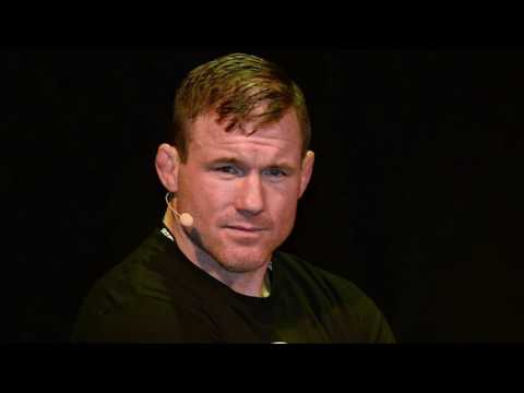 Former UFC champ Matt Hughes airlifted to hospital after truck collides with train (UPDATED)