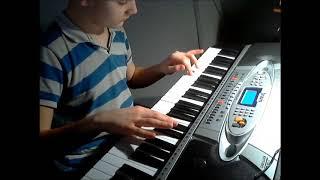мелодия из трейлера к фильму оно на синтезаторе