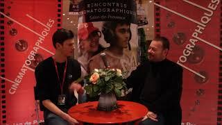 Entrevue avec Gaël Labanti