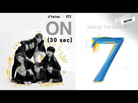 """BTS releases 30-second preview clip on new title track """"ON"""" via TikTok!"""