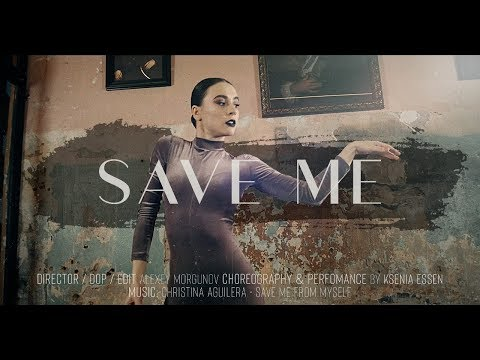 Lady Choreography by Ksenia Essen (Christina Aguilera - Save me from myself)