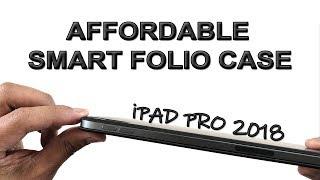 iPad Pro 2018 | Cheap Aftermarket Smart Folio Case (ZTOTOP) [4K] 60fps