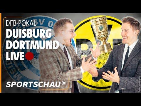 DFB-Pokal Live: MSV Duisburg - Borussia Dortmund Mit World Wide Wohnzimmer | Sportschau