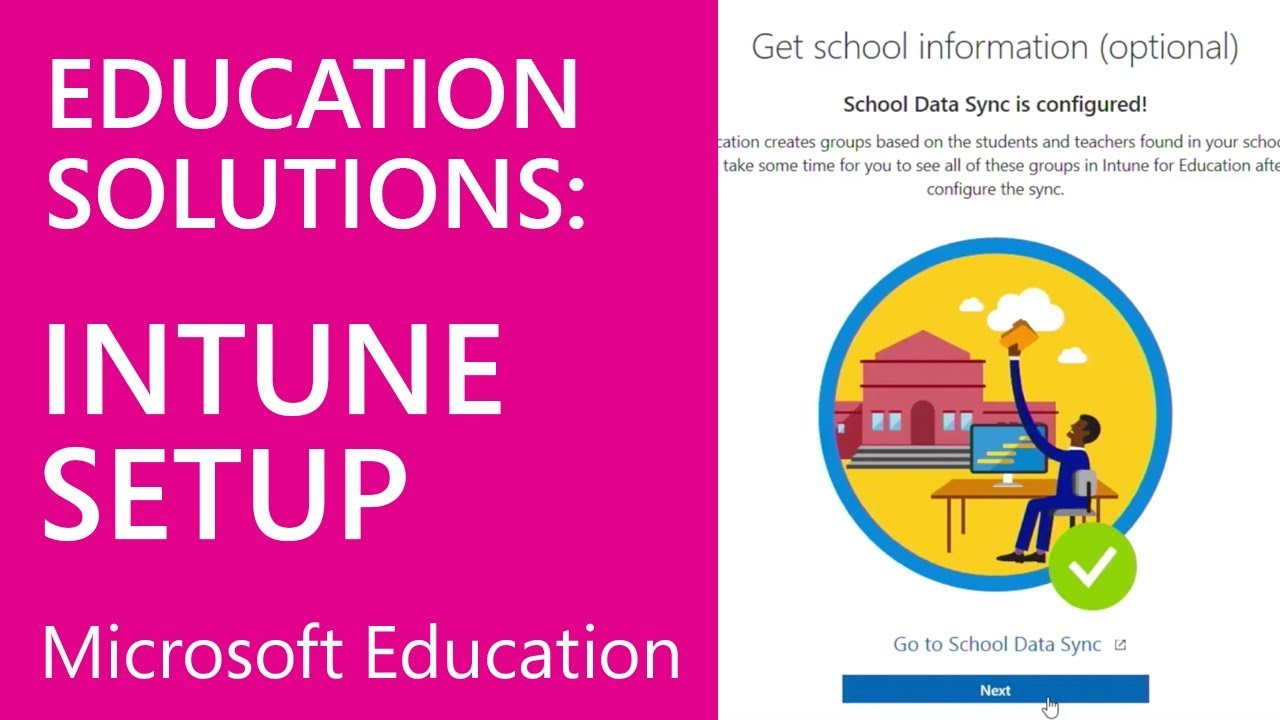 microsoft education use intune for education to manage groups apps