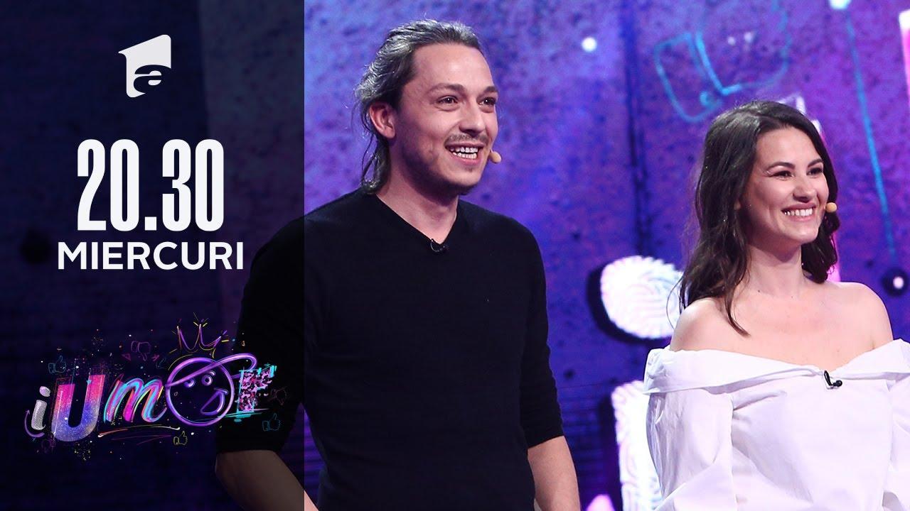 Liana și Alexandru Avădanei, în semifinala iUmor: Să ne iubim ca două andrele! | iUmor 2021