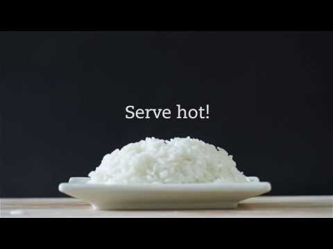 How to make asian sticky white rice