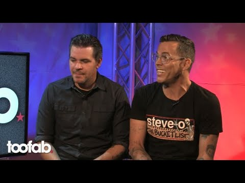 Steve-O Doesn't Think 'Jackass' Co-Star Bam Margera Was Sober Before Colombia Mugging