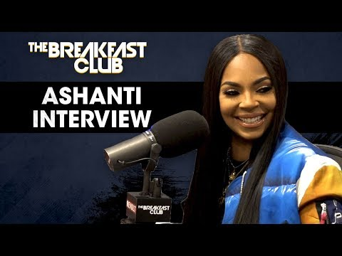 Ashanti Talks Murda Inc, Relationships, New Music + More