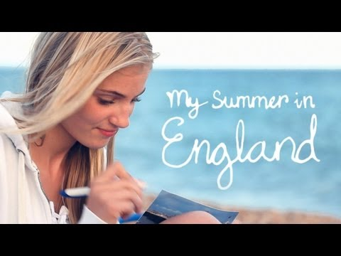My summer in England with EF (ages 14-18)