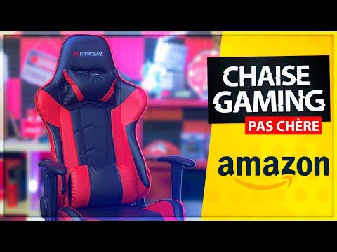 J Ai Acheté Une Chaise Gamer Pas Cher Sur Amazon