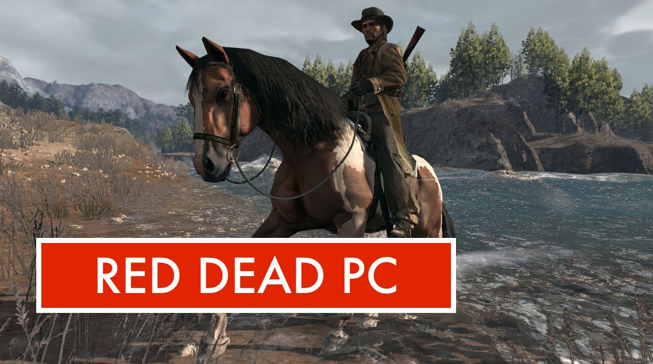 PC Red Dead Redemption 2? Viewer Topics Talking Red Dead - YouTube