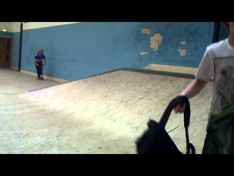 James Grainger Scooter check + clips