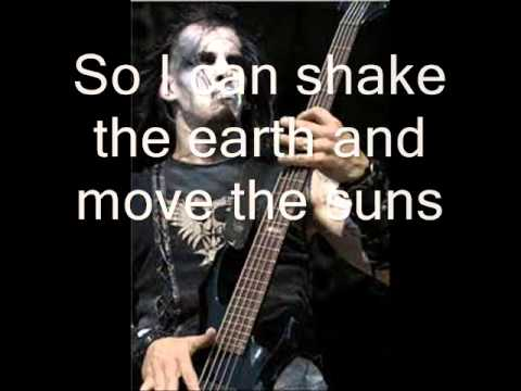 Behemoth - Ov Fire And The Void (Lyrics)