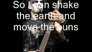 Behemoth - Ov Fire And The Void (Lyrics)