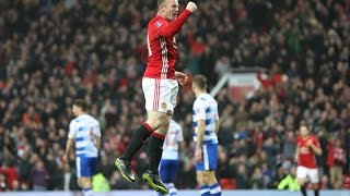 Wayne Rooney Scores Record Goal In FA Cup Win | The Last 5