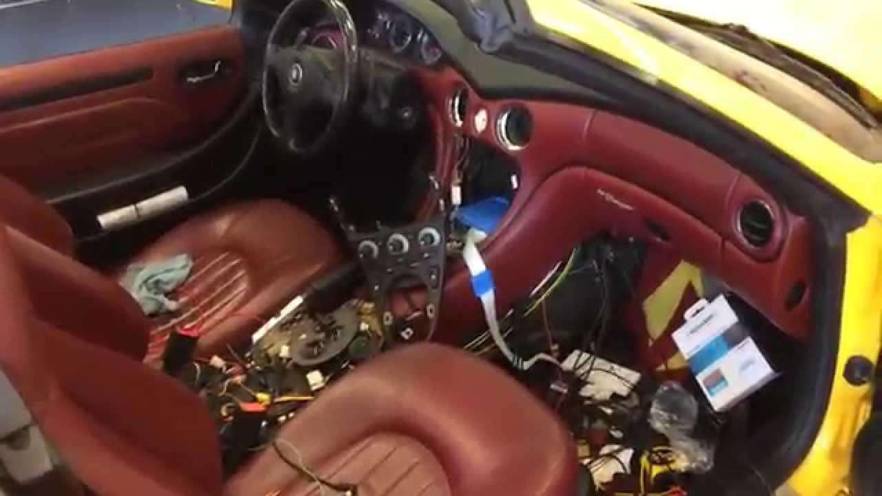 Maserati Cambiocorsa Spyder Pcm Navigation Upgrade Audio