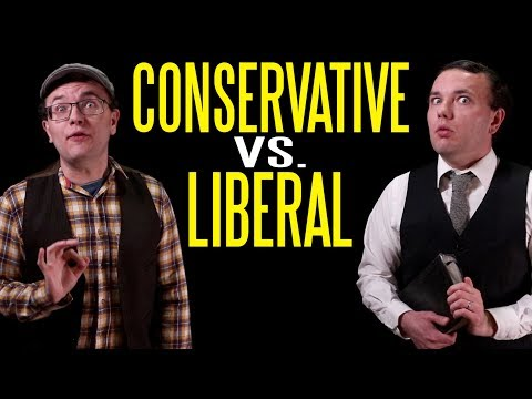 Liberal Christianity vs. Conservative Christianity
