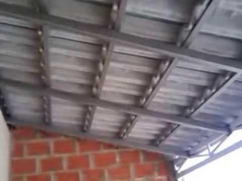 Telhado Steel Frame 1 Youtube
