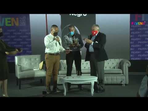 """Presentación del libro """"Expediente Negro"""" de José Vicente Rangel"""
