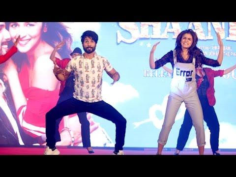UNCUT: Gulaboo Song Launch | Shandaar | Shahid Kapoor, Alia Bhatt, Vikas Behl, Bosco