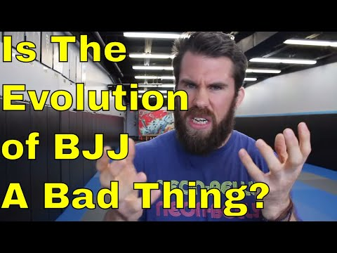 Is Sport BJJ A Mutilated Martial Art?