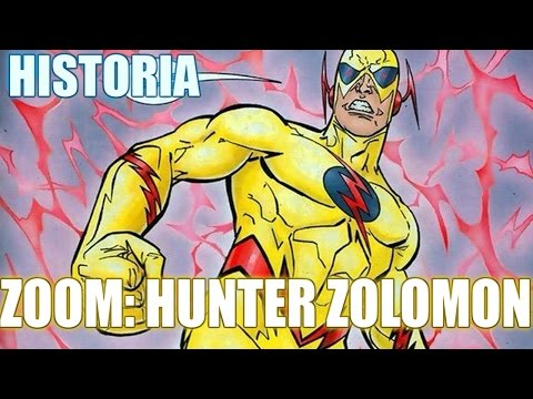 LA HISTORIA DE ZOOM (HUNTER ZOLOMON) // Morpho Comics