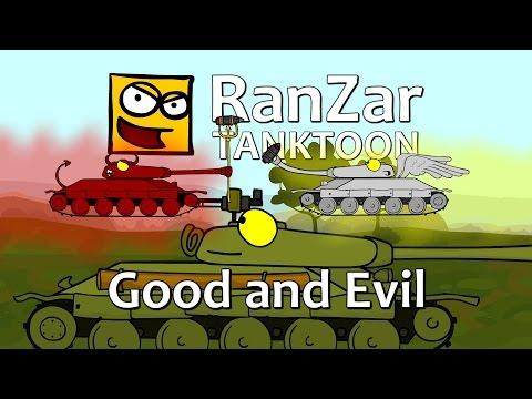 Tanktoon: Good and Evil. RanZar