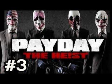 PAYDAY: The Heist - No Mercy - Прохождение