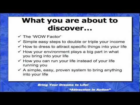 Episode 1 - Discover the Law of Attraction in Action System