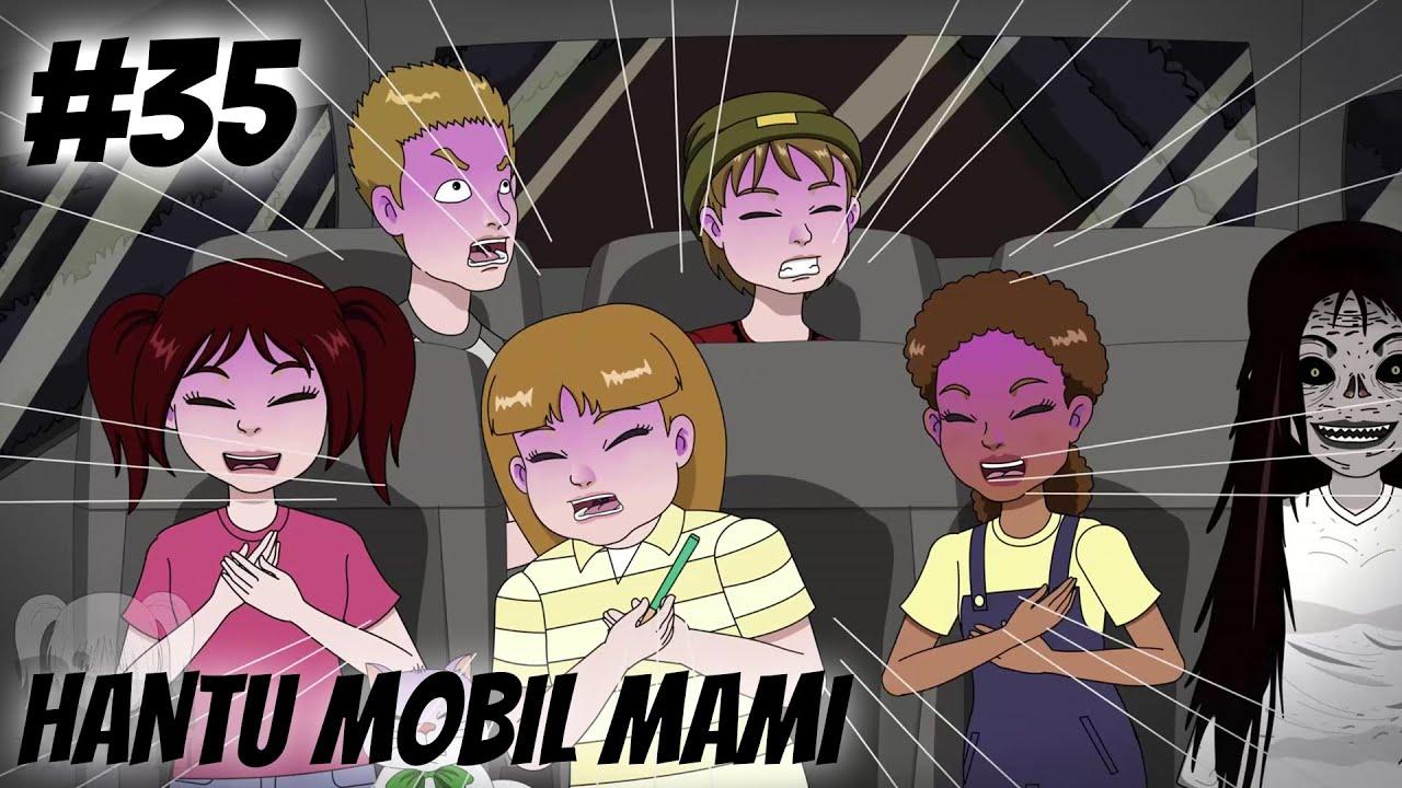 Eps 35 HANTU PENUMPANG MOBIL MAMI TOMI | Diva Misteri