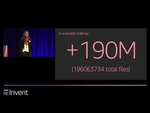 Rapid Online Data Transfer with AWS DataSync - Walt Disney Imagineering Benefits