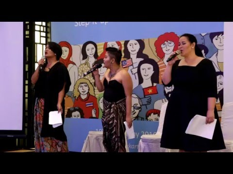 Monologue and Music  'Indonesian Women'