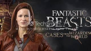 Fantastic Beasts new movie trailer