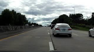 8th Street Expressway (Interstate 630) westbound [ALTERNATE TAKE]