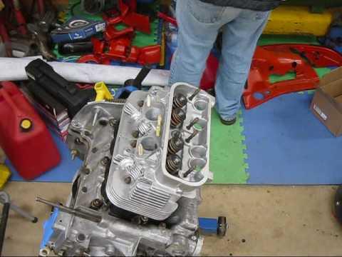 building a porsche 914 engine longblock