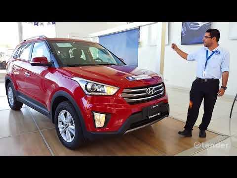 Hyundai Creta 2018 Exterior e Interior