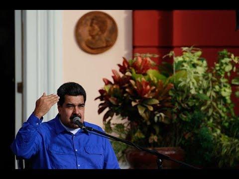 ¿Pueden detener a Nicolás Maduro en la posesión de López Obrador?