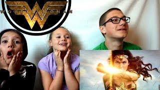 WONDER WOMAN Official Final Trailer Reaction!!! [Rise of the Warrior]