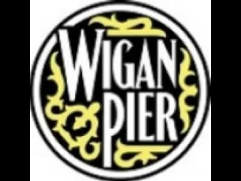Wigan Pier & Monroes Anthems Mix  DJ-Hazzie