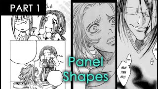 Making Comics ▼ Planning Pages & Panels (What Panel Shapes To Use, Storyboards, & MORE!)
