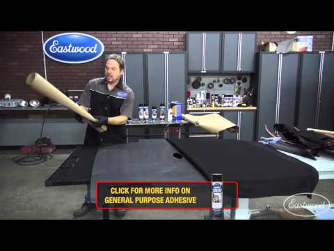 How To Install Headliner with Kevin Tetz & Eastwood - YouTube