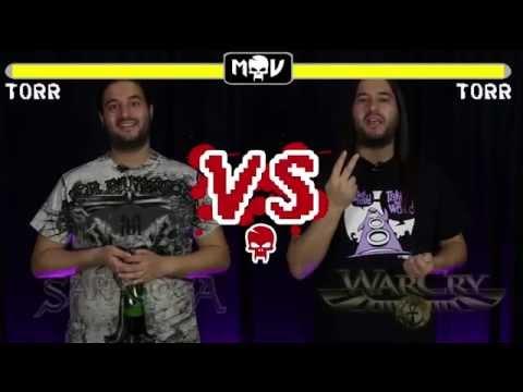 Saratoga Vs. Warcry - Metal Fight, vídeo 338