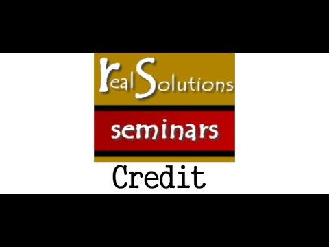 Credit and the Interest Insomniac Webinar