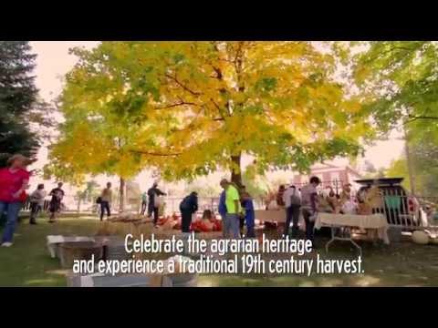 Bishop Hill, IL Jordbruksdagarna - Agriculture Days