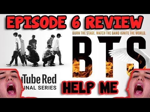 BTS: BURN THE STAGE - EP. 6 - REVIEW / REACTION