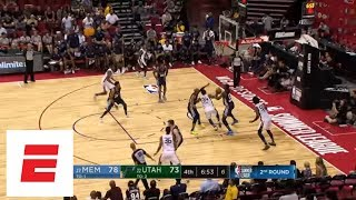 NBA summer league highlights: Miles Bridges and Jaren Jackson Jr. shine | ESPN